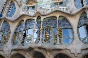 Detalle casa Gaudi